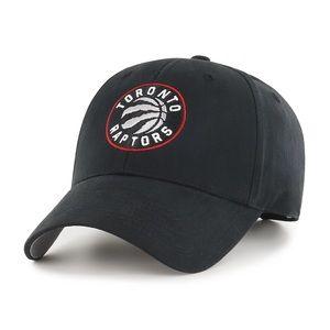 TORONTO RAPTORS embroidered logo baseball cap -NEW